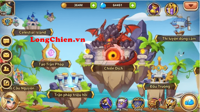 nap the idle heroes min